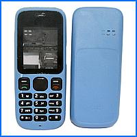 Корпус Nokia 101, синий