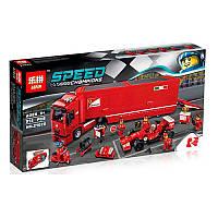 "Конструктор Lepin 21010 (аналог Lego Speed Champions 75913) ""F14 T И SCUDERIA FERRARI"", 914 дет"