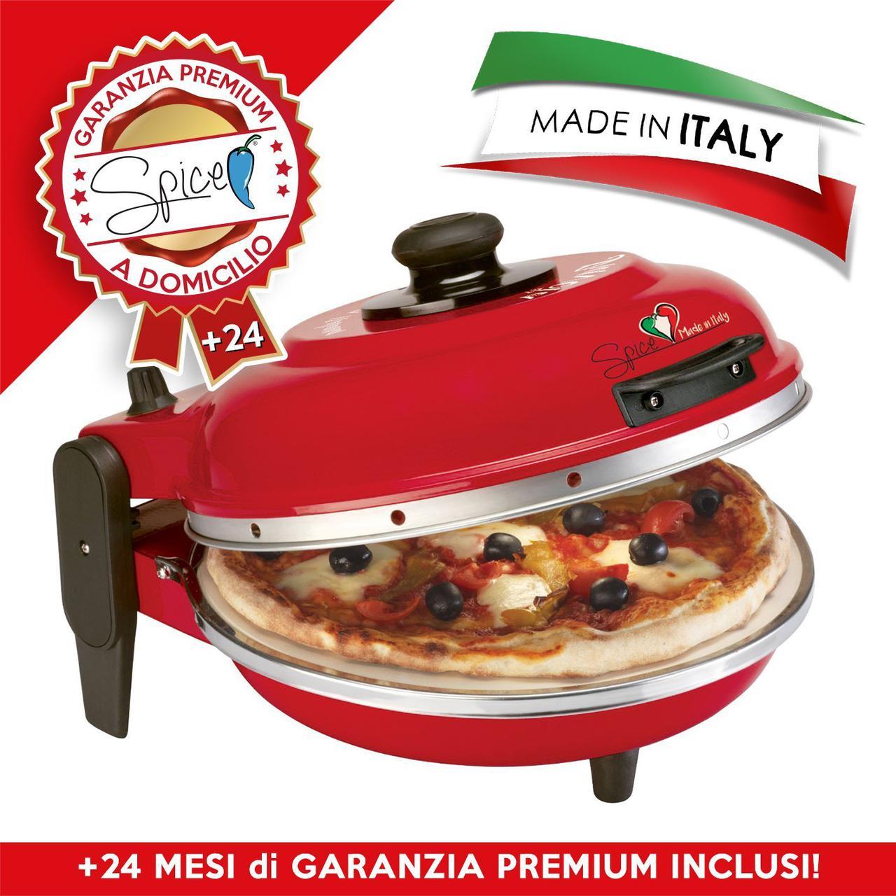 Электропечь для пиццы Spice SPP011 уценка