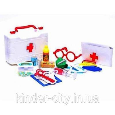Доктор 2550/0463/0464 в Белом чемодане (25 предметов)