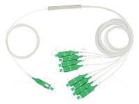 Делитель Coupler PLC-1x8-split-0-SC/UPC-0.9mm