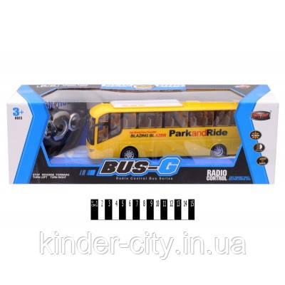 Р/у Автобус 666-698 акам.свет кор-ка 40х13х12.5см