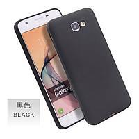 Силиконовый TPU чехол JOY для Samsung Galaxy J7 Prime черный