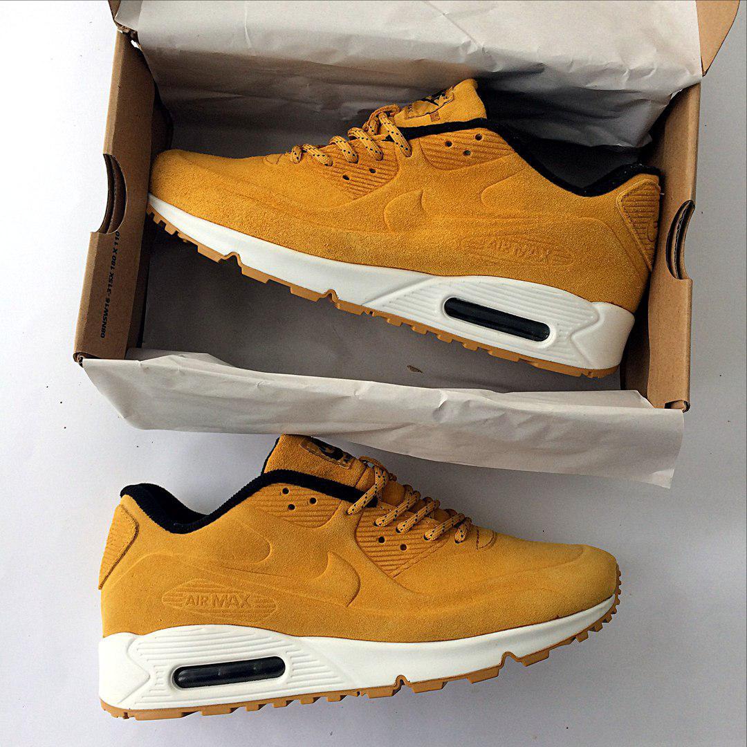 269f2e20 Nike Air Max мужские кроссовки натуральная замша ( реплика ААА+) ...