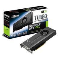 Видеокарта ASUS TURBO-GTX1060-6G
