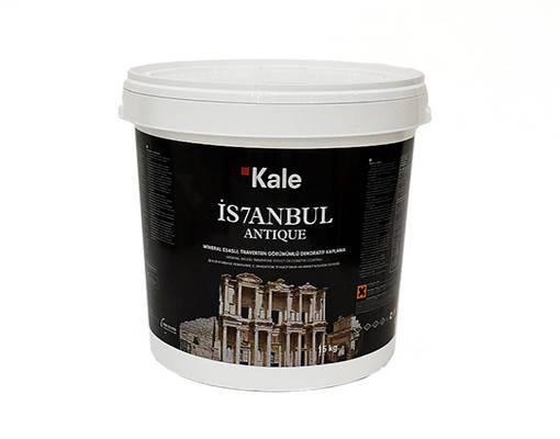 Декоративная штукатурка İstanbul ANTIQUE Travertin