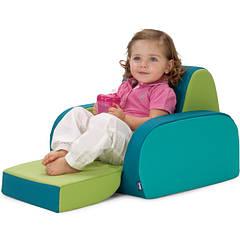 Детские пуфики, кресла и стульчики