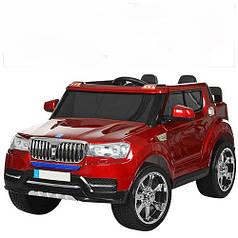 Детский двухместный электромобиль BMW EVA колеса