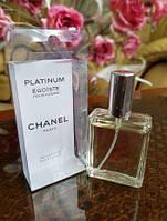 Chanel Egoiste Platinum міні парфум 30 ml