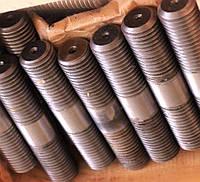 Шпилька М20 с ввинчиваемым концом 1,6d ГОСТ 22036-76, 22037-76