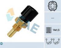 Датчик температуры охлаждающей жидкости MB Sprinter/VW LT 2.3 -06 (4 конт.) (M14x1.5), код 33860, FAE