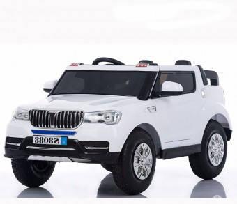 Детский двухместный электромобиль BMW 4х4, фото 2
