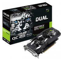 Видеокарта ASUS GeForce GTX1050 2048Mb DUAL OC (DUAL-GTX1050-O2G-V2)