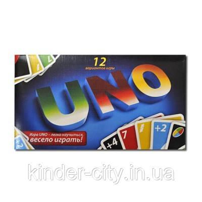 Карты UNO Уно Данко Тойс