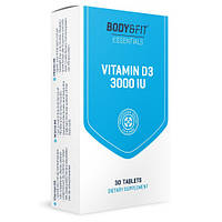 Body Fit Vitamine D3 - 3000 IU - 30tabs