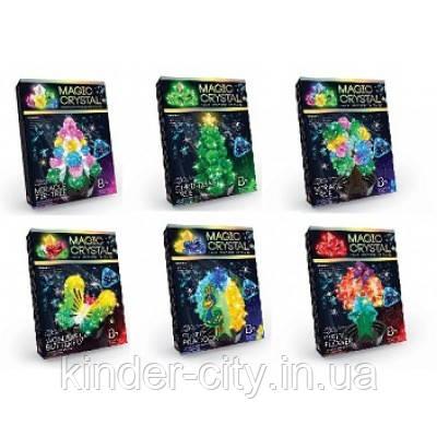MAGIC CRYSTAL Магик Кристал (Химия) Набір для  дослідів Данко Тойс
