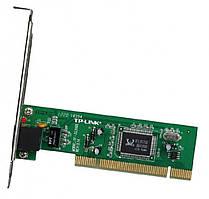 Сетевой адаптер TP-Link TF-3239DL, 8139D, 10/100 Mb/s LAN, PCI, Realtek, OEM Q500