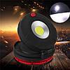 Батарея Работает портативная многофункциональная работа Лампа На открытом воздухе Кемпинг Свет с Магнит для пешего туризма