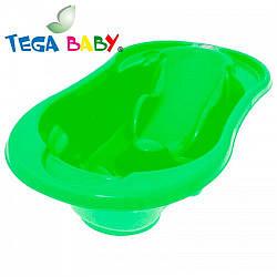 Детская анатомическая ванночка Tega KF-001