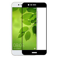 Защитное стекло Mocolo 2.5D на весь экран для Huawei Nova 2s черный