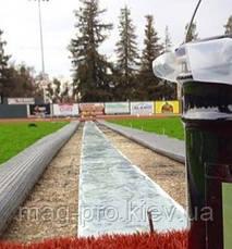 Двухкомпонентный полиуретановый клей для монтажа искусственной травы (зелёного цвета), фото 2