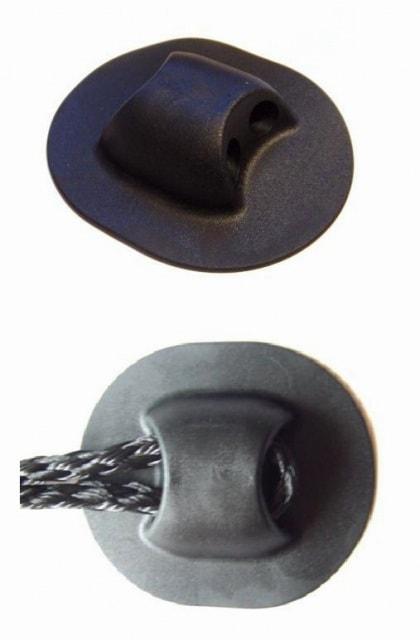 Тримач леєри кінцевий - шайба леєри для надувних човнів ПВХ
