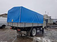 Тент для грузового автомобиля. Каркас - разборной.