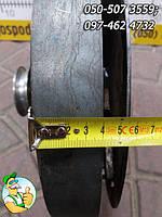 Комплектующие для корморезок: Готовая режущая часть корморезки диамером 28 см с двумя ножами и шкивом