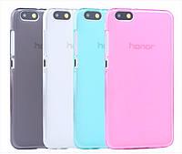 Силиконовый чехол для Huawei Honor 4x