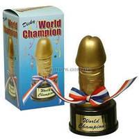 Статуэтка «Dicky World Champion»