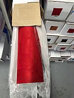 Алькантара самоклеющаяся красная для салона авто 152х100
