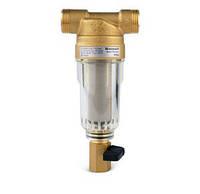 Фильтр для холодной воды самопромывной FF06-1/2 AA