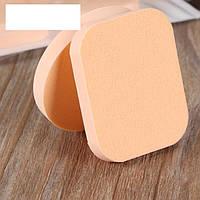Губка косметическая для макияжа (2 шт) Спонж.