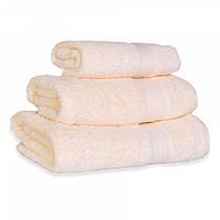 Махровое полотенце Grange, Крем (Сауна 90*150см), фото 1
