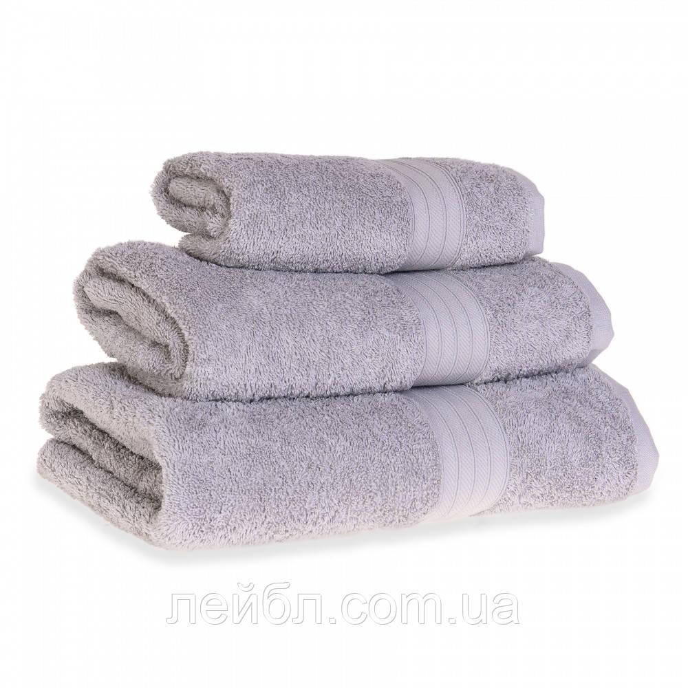 Махровое полотенце Grange, Серый (Лицо 50*85см)