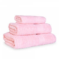 Махровое полотенце Grange, Роза (Сауна 90*150см), фото 1