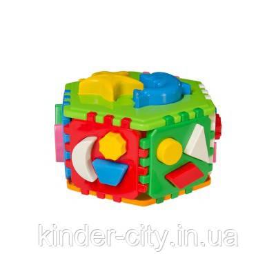 """Куб """"Умный малыш"""" 2445 Гиппо технок"""