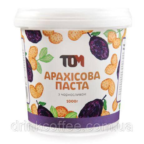 Арахiсова паста з чорносливом, 1кг