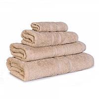 Махровое полотенце Luxury, Льняной (Сауна 85*145см), фото 1