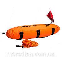 Буй Marlin Torpedo Orange, оригинал, новый.