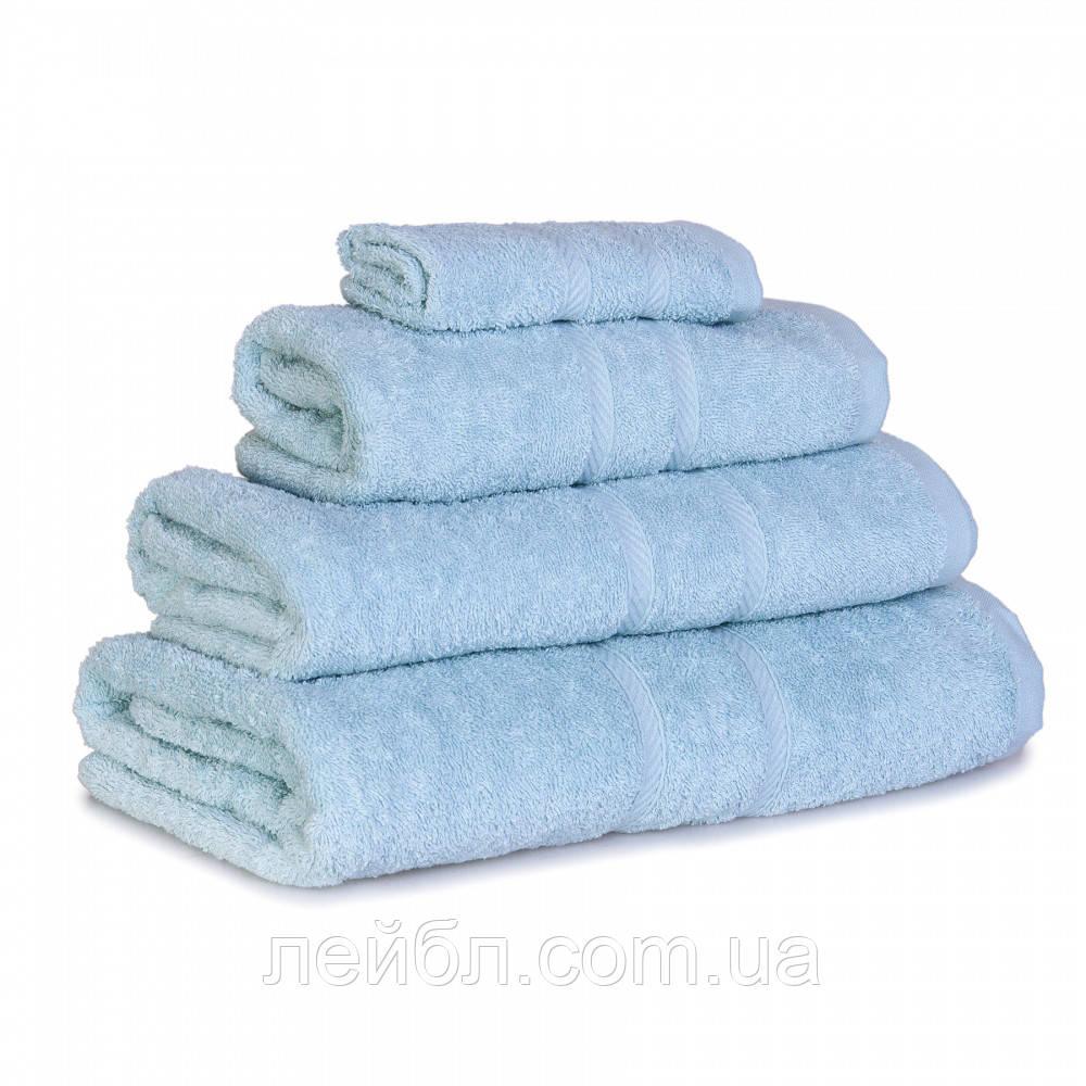 Махровое полотенце Luxury, Мята (Сауна 85*145см)