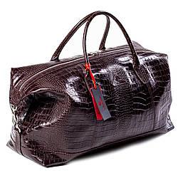 34439dce Мужские дорожные сумки из натуральной кожи ♂ магазин Fainamoda™