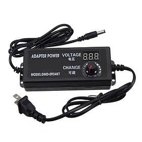 9-24V 2.5A 60W Регулятор скорости переменного тока AC / DC Регулируемый адаптер питания с Дисплей-1TopShop