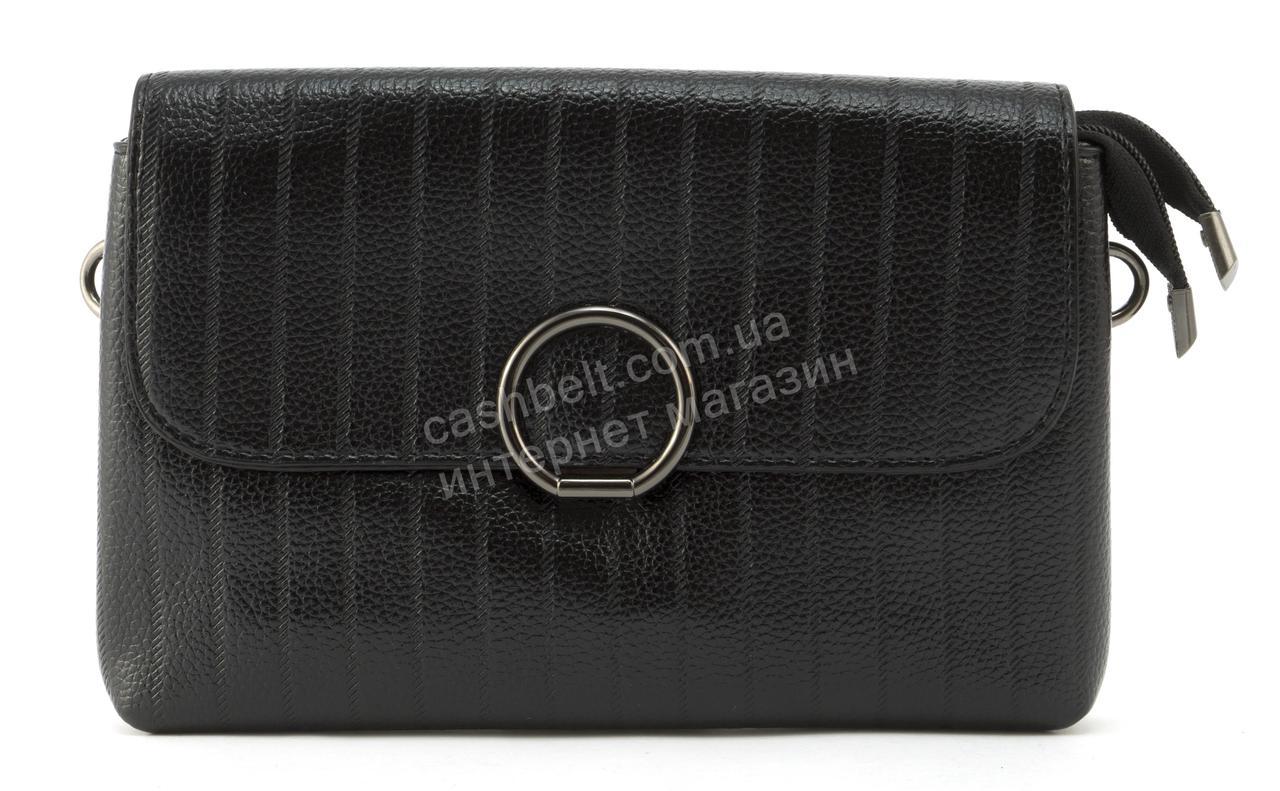 f2b53e963154 Стильный небольшая глянцевая женская каркасная сумочка клатч art. 8065  черная