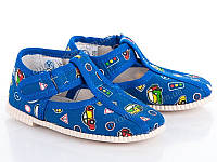 Тапки детские Artshoes 1009 blue