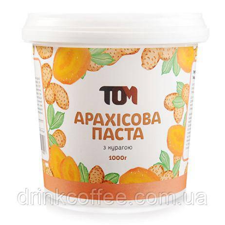 Арахiсова паста з курагою, 1кг