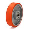 Колеса чугун/полиуретан, диаметр 200 мм