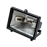 Галогенна лампа чорна 150W FASTER TOOLS
