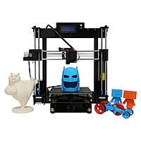 Anycubic Upgrade Reprap I3 DIY 3D-принтер US Версия 210 * 210 * 250 мм Размер печати Ultrabase Платфром/Двойные вентиляторы с 1KG PLA Нить 1,75 мм 0,4