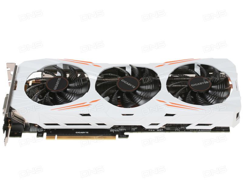 Видеокарта GIGABYTE Nvidia Geforce GTX 1080 Gaming 8GB  256bit